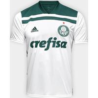 Netshoes  Camisa Palmeiras Ii 2018 S N° Torcedor Adidas Masculina -  Masculino 51f81eb36c5c4