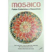 Apostila De Riscos Para Mosaico Com A Artístita Leila Freitas - Edição Nº 3