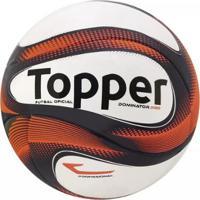 3846e5dec14b2 Netshoes  Bola Futsal Topper Dominator Pro - Unissex