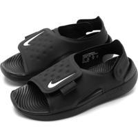 Tênis Nike Menino Sunray Adjust 5 Bgp Preto