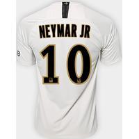 ... Camisa Paris Saint-Germain Away 2018 Nº 10 Neymar Jr - Torcedor Nike  Masculina - bcc8cf9e85bbf