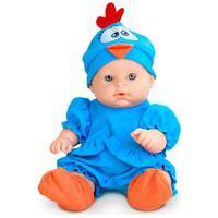 Boneca Mini Galinha Pintadinha Mini Baby - Roma