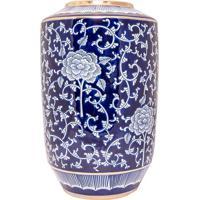 Vaso De Porcelana Kamala