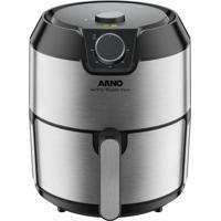 Fritadeira Arno Ifry Super Inox Sem Óleo 110V Capacidade De 4,2L