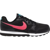 Tênis Infantil Nike Md Runner 2 Gs - Masculino-Preto+Roxo