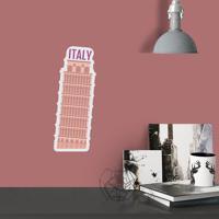 Adesivo De Parede Travel Italy