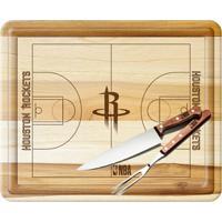 Kit Churrasco Nba Houston Rockets - Unissex
