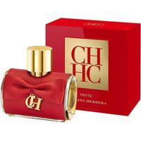 Ch Privée Carolina Herrera Perfume Feminino Eau De Parfum 30 Ml