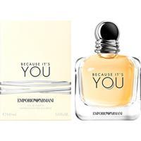 Perfume It'S You Feminino Giorgio Armani Eau De Parfum 100Ml - Feminino-Incolor