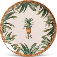Prato Raso Coup Pineapple Colorido