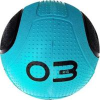Bola Para Exercicios Medicine Ball Md Buddy 3Kg - Unissex