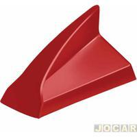 Antena Do Teto - Antico - Tubarão Universal - Vermelha - Cada (Unidade) - An076