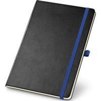 Caderneta De Anotaçõestopget 13,7X21Cm 80 Folhas Pautadas Preto E Azul