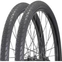 2 Pneus Bicicleta 26X1.1/2X2 Pirelli Manga Turbo - Unissex