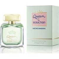 Queen Of Seduction De Antonio Banderas Eau De Toilette Feminino 50 Ml