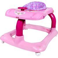 Andador Styll Baby Disney Princesas Rosa