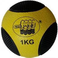 Medicine Ball Slade Fitness Sem Alça - 1Kg - Unissex