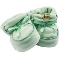 Sapatinho Girelli Baby Pantufa Verde