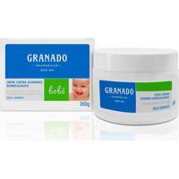Creme Contra Assaduras Granado Bebê Peles Sensíveis 300G