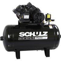 Compressor De Ar Schulz Pratic Air Pistão Csv10 2Cv 60Hz 220V