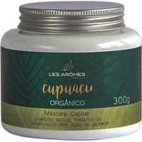 Máscara Capilar Les Arômes Cupuaçu Orgânico Amazônia - 300G - Unissex