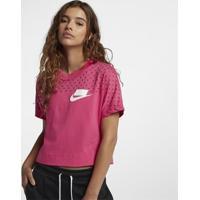 Camiseta Nike Sportswear Crop Feminina
