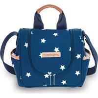 Frasqueira Maternidade Térmica Masterbag Emy Navy Star