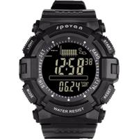 Relógio Spovan Digital Spv706 Preto