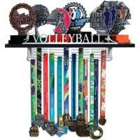 Porta Troféus E Medalhas Vôlei Feminino - Feminino
