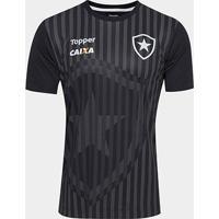 Camisa Botafogo Comissão Técnica Masculina - Masculino
