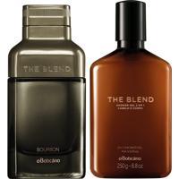 Combo The Blend Bourbon: Eau De Parfum + Shower Gel 2 Em 1