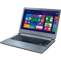 "Notebook Acer V5-472-6_Br826 - Intel Core I3-3217U - Ram 2Gb - Hd 500Gb - Led 14"" - Windows 8.1."