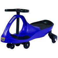 Carrinho De Rolimã Fenix Gira-Gira Car Azul Gx-T405 6+