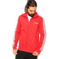 Jaqueta Adidas Originals Beckenbauer Vermelha
