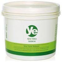 Yellow - New Form Sodium - Creme Alisante De Hidróxido De Sódio 1800 G