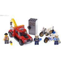 City - Caminhão Reboque Em Dificuldades - Lego 60137 Lego 60137