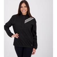 Jaqueta Adidas Run It Feminina Preta