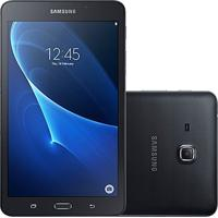 "Tablet Samsung Galaxy A T280, Preto, Tela De 7"", 8Gb, 5Mp"