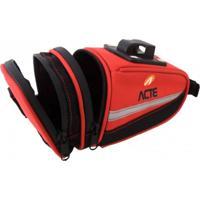 Bolsa Para Bicicleta Acte Sports A24 Vermelho