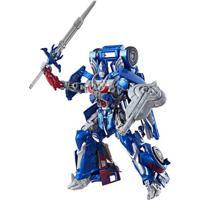 Boneco Transformers - O Último Cavaleiro 22 Cm - Premier Edition Leader Class - Optimus Prime Hasbro - Masculino-Incolor
