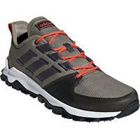 13ad6b147bc ... Tênis Adidas Kanadia Trail Masculino - Masculino-Chumbo