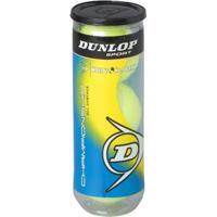 Bola De Tennis Dunlop Championship Allsurface C/ 03 Uni. - Unissex
