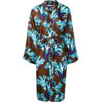 P.A.R.O.S.H. Kimono Sindy - Marrom