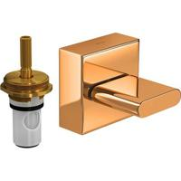 """Acabamento De Registro De Pressão Mvr Polo Red Gold 3/4"""" - 4916.Gl33.Rd - Deca - Deca"""