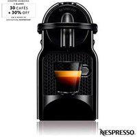 Cafeteira Nespresso Inissia Preta Para Café Expresso - D40-Br-Bk-Ne4