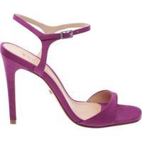 Sandália Minimal High Heel Grape | Schutz
