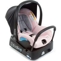 Bebê Conforto Citi Com Base Maxi Cosi Rosa/Preto - Tricae