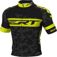 Camisa Ciclismo Mtb Ert Elite Team Masculina - Masculino