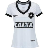 Camisa Do Botafogo Iii 2018 Topper - Feminina - Branco