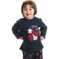 Pijama Joaninha Infantil